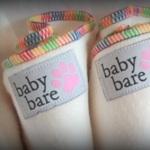 Baby Bare Bamboo Fleece Tri-fold Night Booster